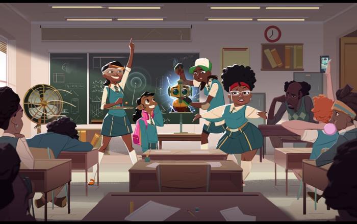 Netflix Triggerfish Callsheet Mama K's Team 4