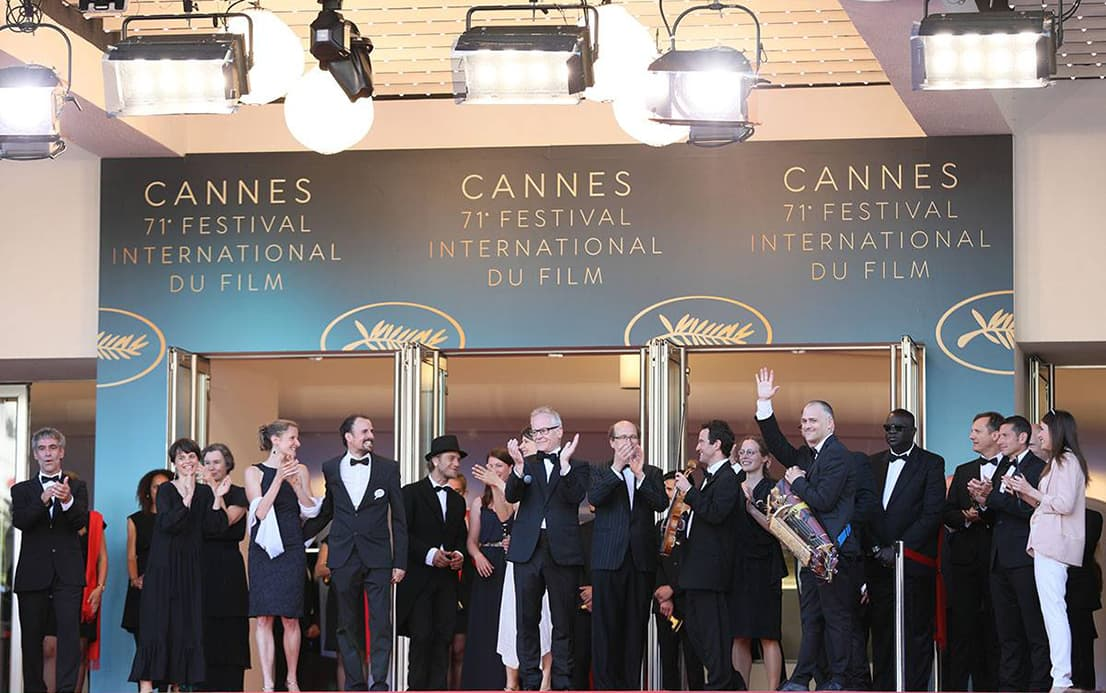 Cannes Film Festival Callsheet South Africa