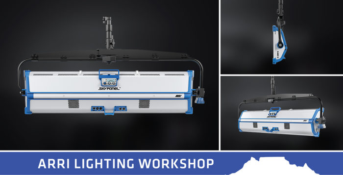 Arri Lighting Workshop Visual Impact Callsheet